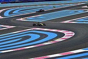 Para pembalap F1 minta chicane Paul Ricard dihapus