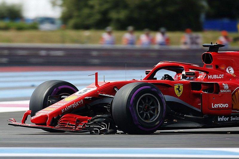 Vettel, a pesar de su fallo, elegido piloto del día del GP de Francia de F1 2018