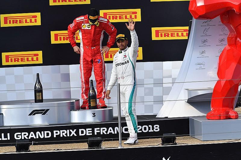 Hamilton: mindig Räikkönen voltam a Playstationön, nem Montoya