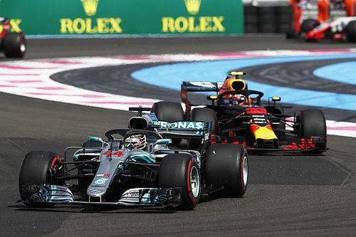 Rennergebnis: Formel 1 2018 in Frankreich