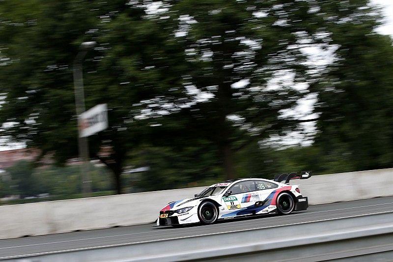 Wittmann nyerte a szenzációs norisringi második futamot a BMW-vel