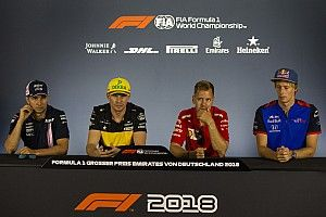 German GP: Thursday's press conference