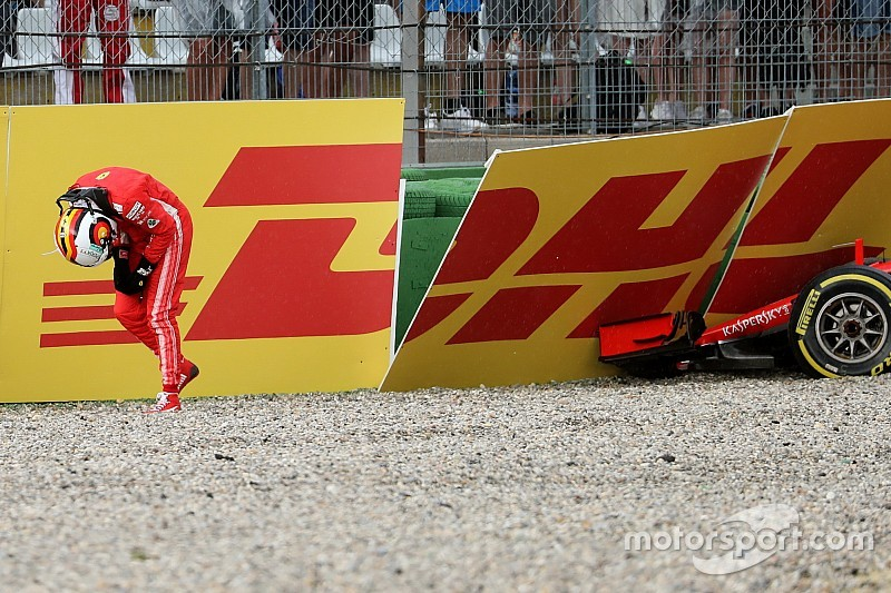 Top Stories of 2018, #4: Vettel and Ferrari blow it again