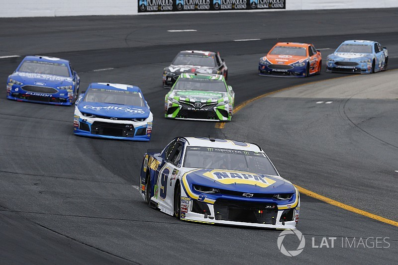 "Chase Elliott espera que el triunfo dominical no sea ""una casualidad"""