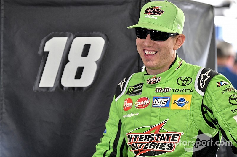 Rain cancels NASCAR Cup qualifying at Dover; Kyle Busch on pole