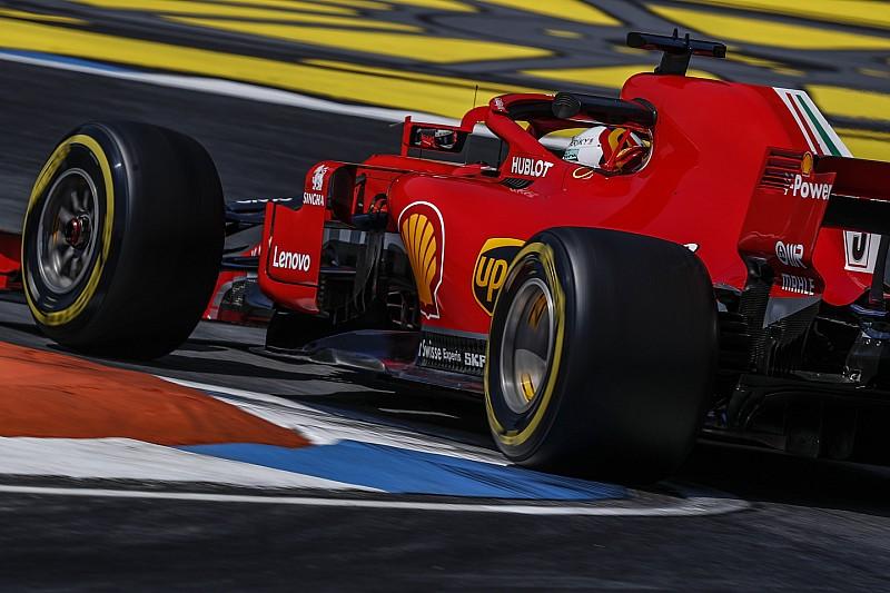 Malgré le blistering, Ferrari trace sa route