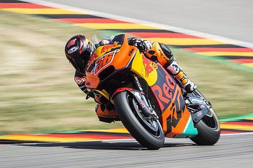 Knieverletzung: Sachsenring für Mika Kallio beendet