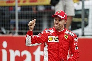 Formel 1 in Hockenheim: Vettel-Pole bei Hamilton-Drama