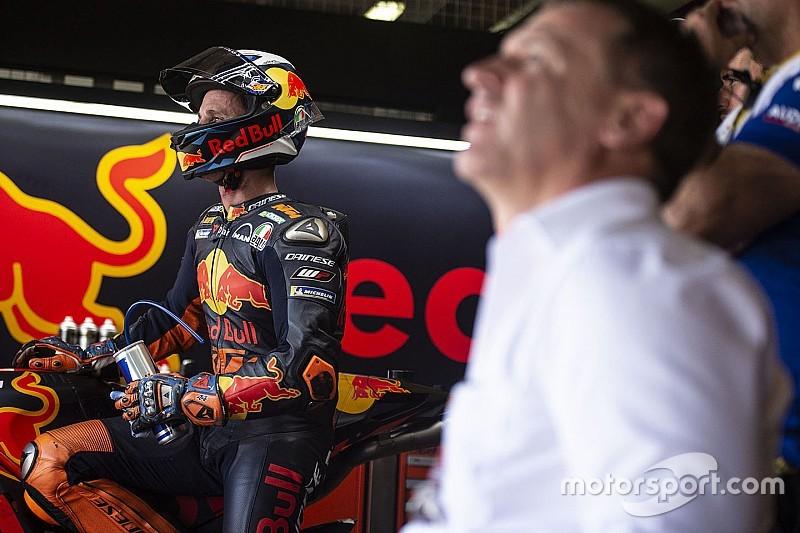 Espargaró : Les pilotes poussent pour un retour rapide, pas les teams