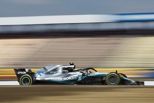 Formel 1 Hockenheim 2018: Startaufstellung zum GP Deutschland