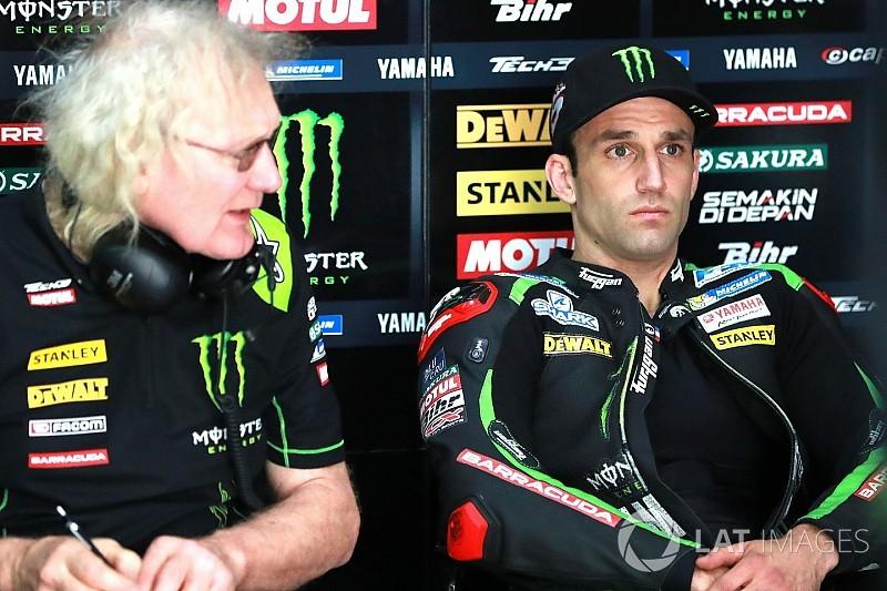 """Zarco """"werd kwaad"""" om druk kwijt te raken voor GP van Qatar"""