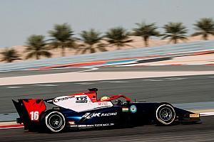 FIA Fórmula 2 Crónica de test Maini lidera la segunda jornada del test en Bahrein
