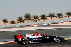 Maini marcó el camino en los ensayos de la F2 en Bahrein