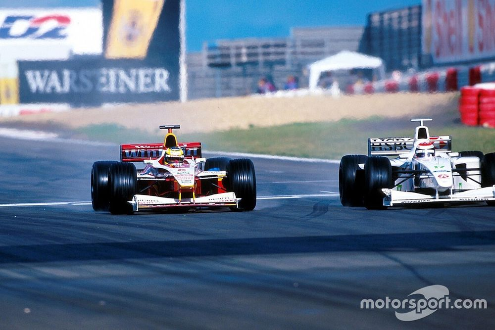 The day the other Schumacher arrived