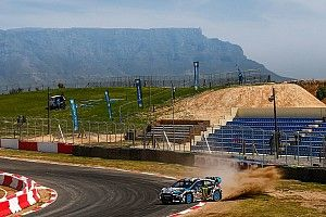 South Africa WRX: Block takes early lead in team's final outing