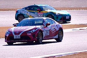 General Qualifying report Duet pembalap TTI siap berlaga di Toyota Gazoo Racing Festival 2017