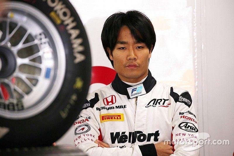 Matsushita makes F2 return with Carlin