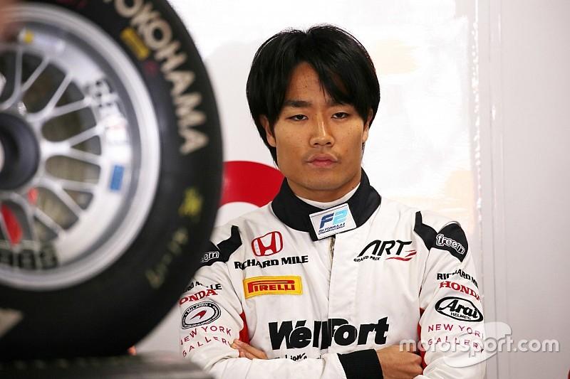 Мацушита решил попасть в Ф1 через Суперформулу