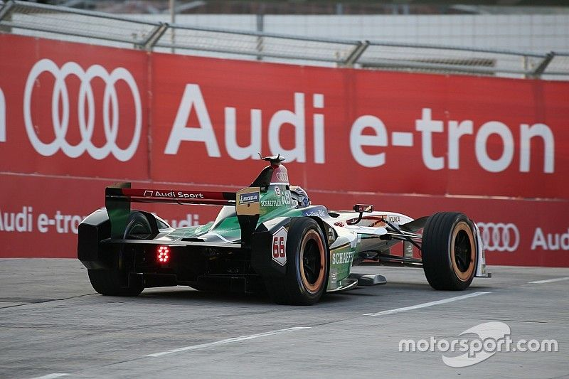 L'Audi Sport rinuncia all'appello per la squalifica di Abt