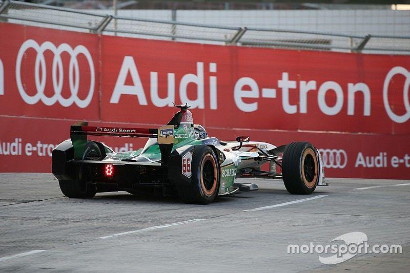 Audi calls up de Vries, Muller for Formula E test