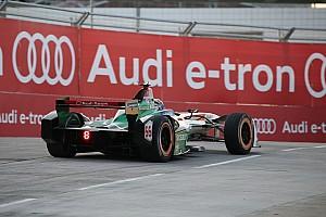 Формула E Репортаж з гонки е-Прі Гонконгу: другу гонку сезону у свій 25 день народження виграв Абт