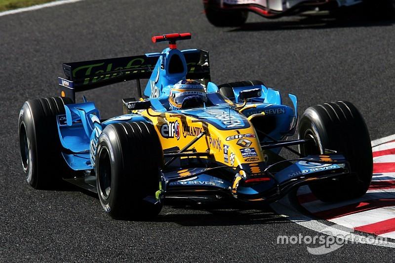 Diaporama - Les F1 de Fernando Alonso