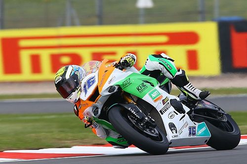 Donington Supersport: NRT nearly makes it three wins in a row