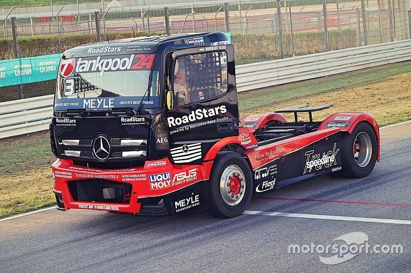FIA ETRC: Dobogóval és kizárással kezdte a szezont Kiss Norbert