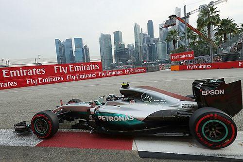 Nico Rosberg F1-es világbajnok Mercedesével döntöttek rekordot Amerikában