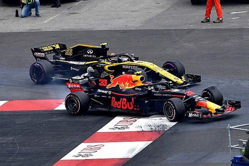 """Verstappen: """"La lezione più grande è di stare lontano dai muri"""""""