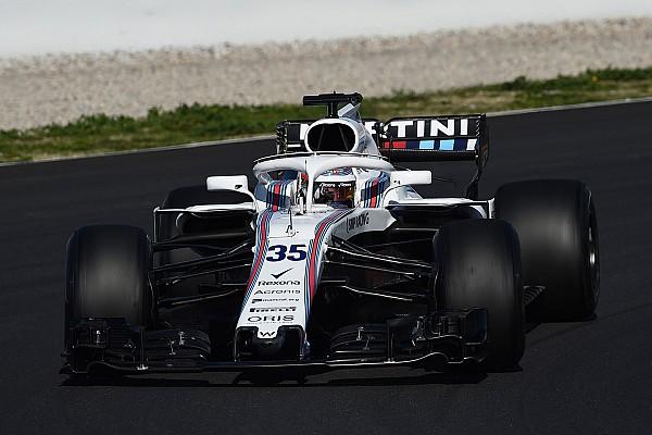 Williams destrincha limitações do novo carro