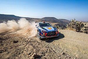 Mexico WRC: Sordo takes early lead, Loeb third