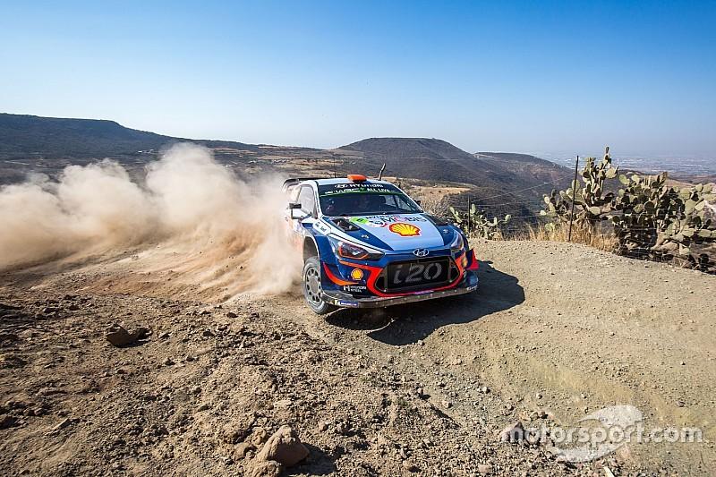 Meksika WRC: Sordo liderliğe yükseldi, Loeb üçüncü