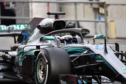 A Mercedes a héten lepörgette a teljes tesztprogramot