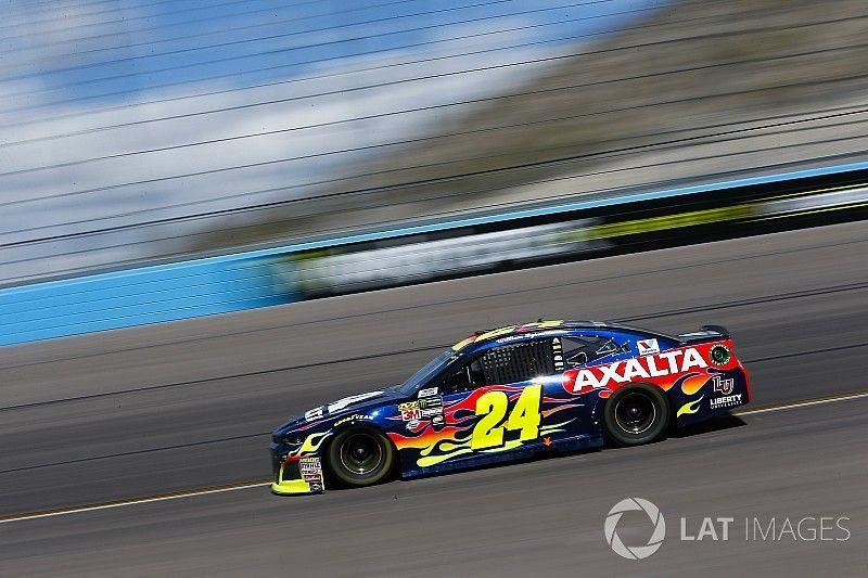 Byron: Habe bewiesen, im NASCAR-Oberhaus mithalten zu können