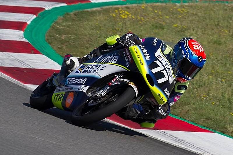 Fallece el piloto de 14 años Andreas Pérez tras su accidente en una carrera del FIM CEV de Moto3