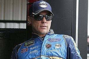 """Kevin Harvick: Young racers need to chase """"their actual real talent"""""""
