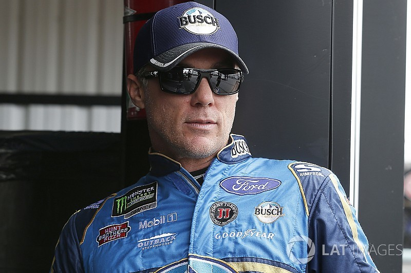 "Kevin Harvick: Young racers need to chase ""their actual real talent"""