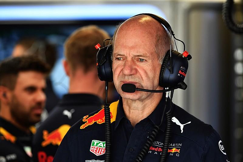 """Newey over Red Bull: """"De uitdaging van een nieuw team maakte me hongerig"""""""