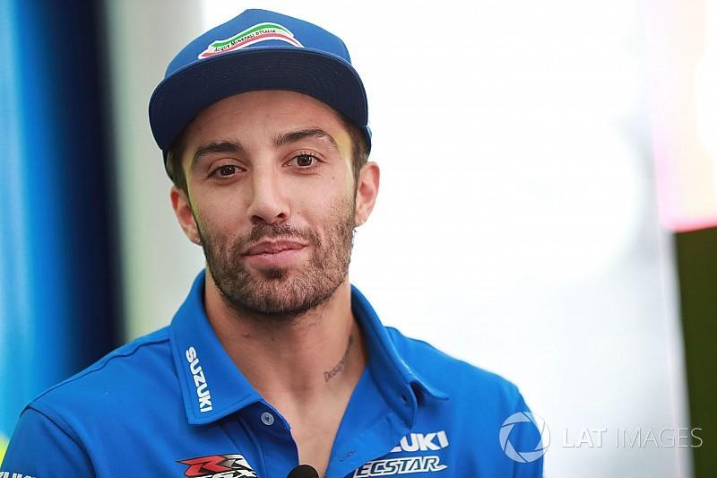 """Iannone: Goede vorm en vertrek bij Suzuki """"onfortuinlijk"""""""