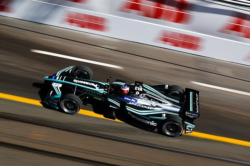 È di Mitch Evans la prima pole position di Zurigo!
