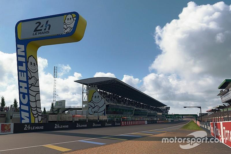 Le Circuit des 24H du Mans désormais dans GT Sport!