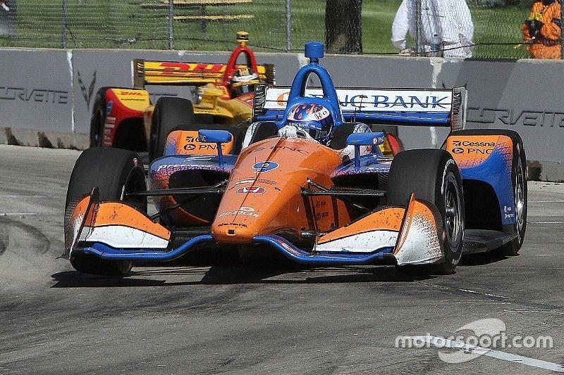 Dixon lidera la primera práctica en Toronto
