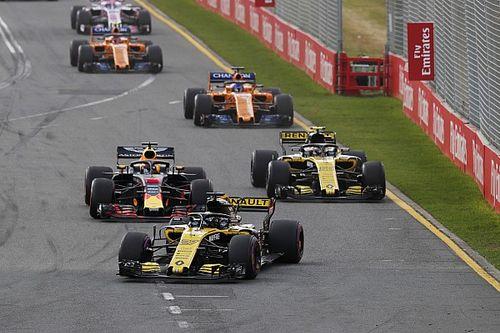 Hulkenberg: Renault, McLaren'dan daha hızlı veya daha yavaş değil