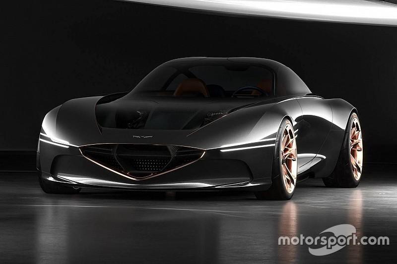 Концепт-кар Genesis Essentia стане серійним спорткаром