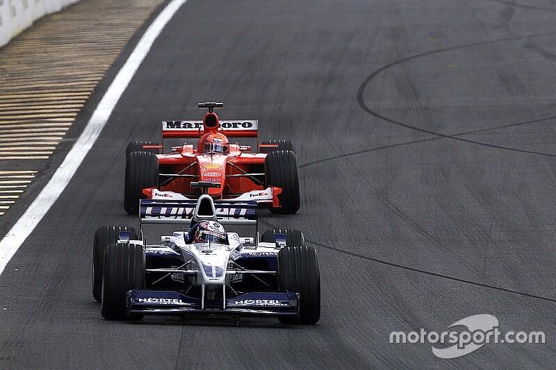 1 أبريل 2001: اليوم الذي وجّه فيه مونتويا صدمة لعالم الفورمولا واحد