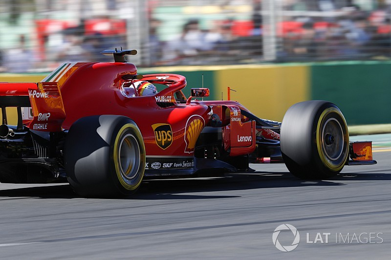 """Vettel says """"a lot"""" more to come from Ferrari"""