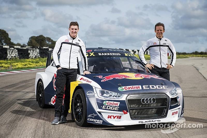 EKS-Audi startet mit neuem Paket in die Rallycross-WM 2018