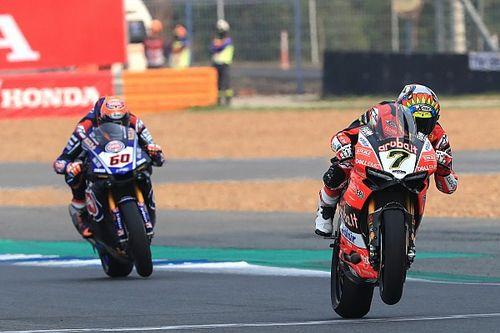 Course 2 - Première victoire pour Davies, fin de série pour Kawasaki
