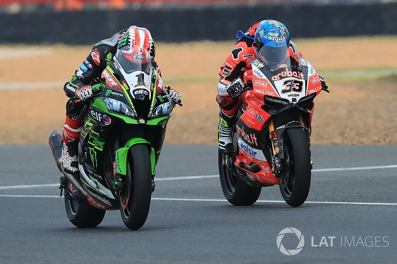 """Rea Q&A: """"Punishing Kawasaki for dominating is not sport"""""""